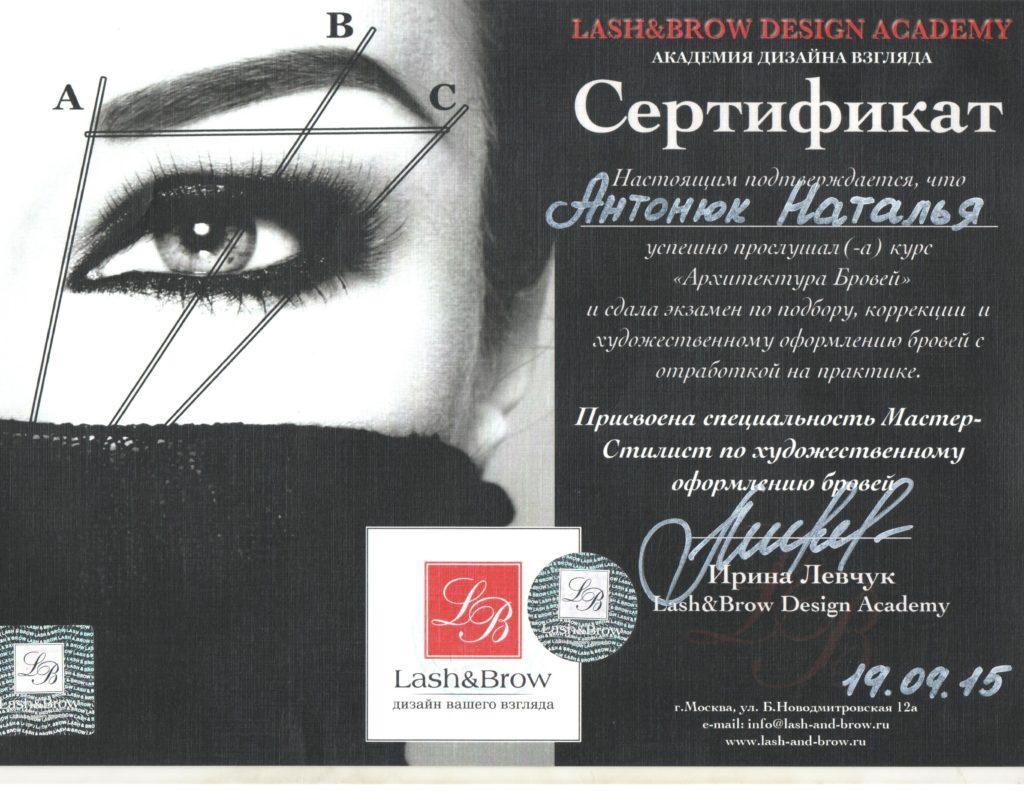 Наталья Антонюк 1